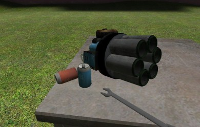 canminigun.zip For Garry's Mod Image 1