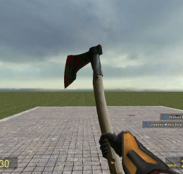 bloody_axe_swep.zip For Garry's Mod Image 1