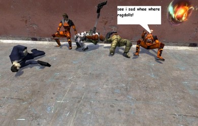 ragdolls.zip For Garry's Mod Image 2