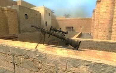 Battlefield 2 Sniper Model For Garry's Mod Image 1