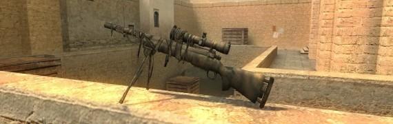 Battlefield 2 Sniper Model