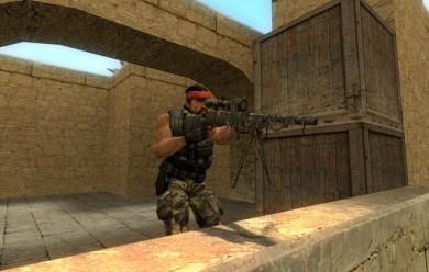 Battlefield 2 Sniper Model For Garry's Mod Image 2