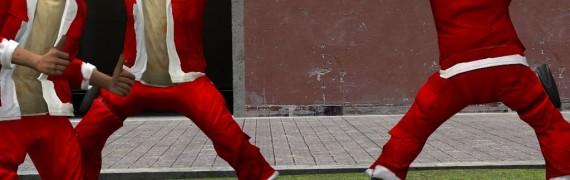 Bill (L4D) Santa Model