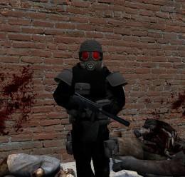 Resident Evil HUNK Snpc For Garry's Mod Image 2