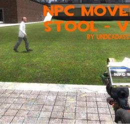 npc_spawner_gun.zip For Garry's Mod Image 1