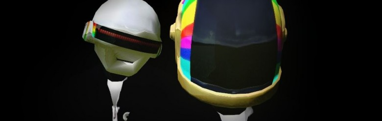 daftpunkhelmets.zip For Garry's Mod Image 1