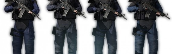 CS:GO GIGN with BMS Head.