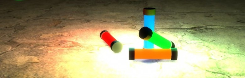 glowsticks.zip For Garry's Mod Image 1