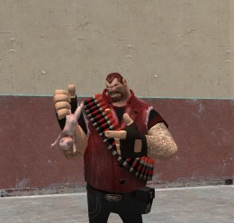 francis_heavy.zip For Garry's Mod Image 3