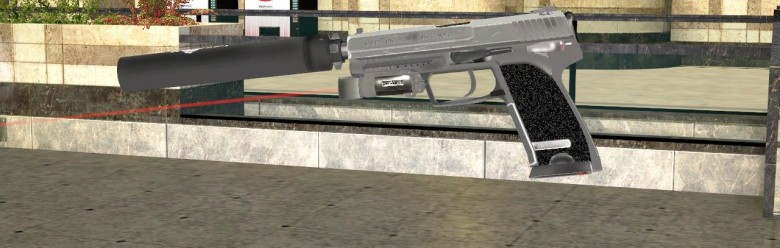 tf2_hk_usp_45_tactical_hexed.z For Garry's Mod Image 1