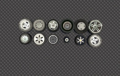 Wheels pack For Garry's Mod Image 1