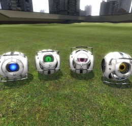 Portal 2 Cores For Garry's Mod Image 1