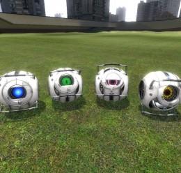 Portal 2 Cores For Garry's Mod Image 1