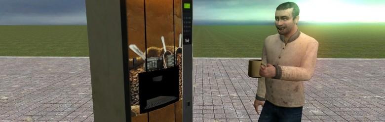coffee_machine.zip For Garry's Mod Image 1