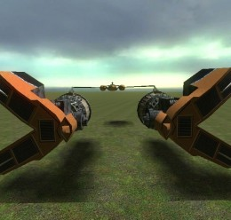 flyable_podracer.zip For Garry's Mod Image 2