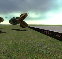flyable_podracer.zip For Garry's Mod Image 3