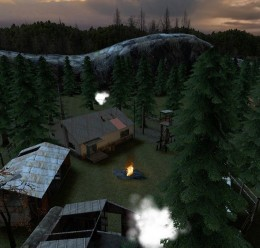 rp_outlandsforest_v2.zip For Garry's Mod Image 2