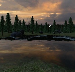 rp_outlandsforest_v2.zip For Garry's Mod Image 3