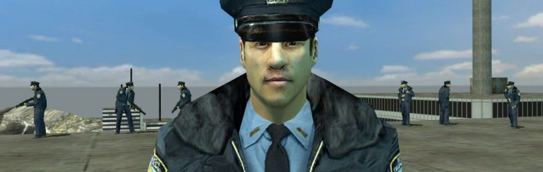 nypd_cop_model_npc.zip For Garry's Mod Image 1