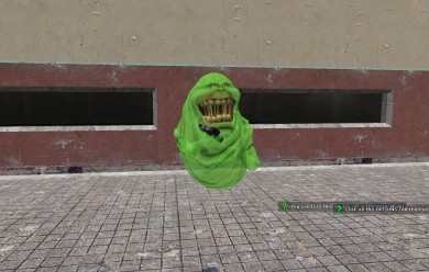 Slimer player model For Garry's Mod Image 2