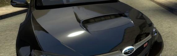 Subaru Impreza WRX STI 08