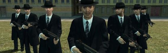 Mafia NPCs