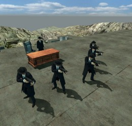 Mafia NPCs For Garry's Mod Image 2