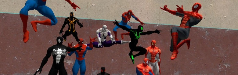 MVSC3 Spidermen For Garry's Mod Image 1