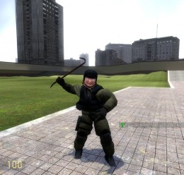 CSS Gabe newell player models For Garry's Mod Image 1
