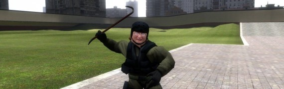 CSS Gabe newell player models
