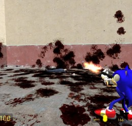 sonic_player_models.zip For Garry's Mod Image 2
