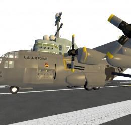 AC-130 Gunship For Garry's Mod Image 1