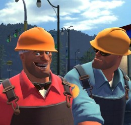 goggle-free_engie.zip For Garry's Mod Image 1