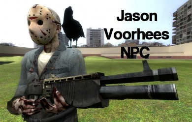 jason_voorhees_npc.zip For Garry's Mod Image 1