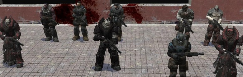 gow_npcs.zip For Garry's Mod Image 1