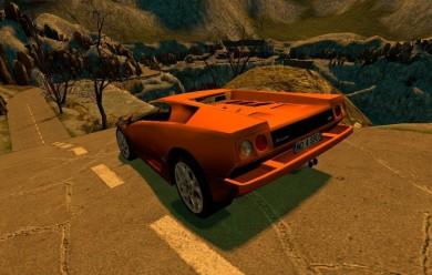 Lamborghini Diablo (SCars) For Garry's Mod Image 1