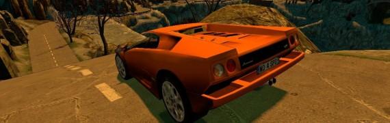 Lamborghini Diablo (SCars)