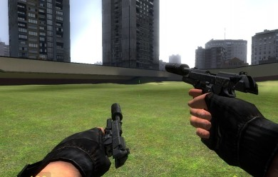 Dual Beretta's For Garry's Mod Image 2
