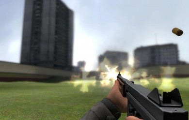 dod_weapons.zip For Garry's Mod Image 1
