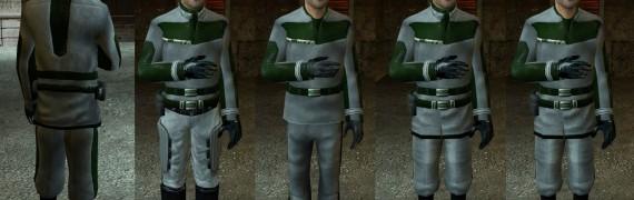 Sci-Fi Uniforms v2