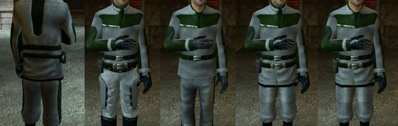 Sci-Fi Uniforms v2 For Garry's Mod Image 1