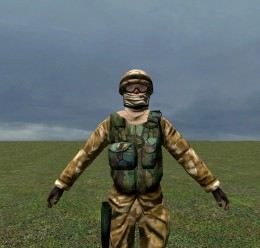 british_soldier.zip For Garry's Mod Image 2