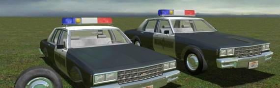 Police Chevrolet Impala 88