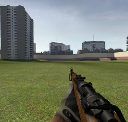 Mauser Kar-98k For Garry's Mod Image 2