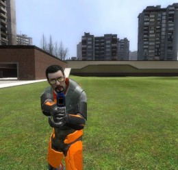 player_freeman.zip For Garry's Mod Image 1