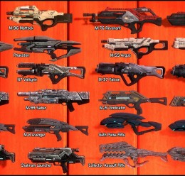 Mass Effect: Weapons For Garry's Mod Image 1