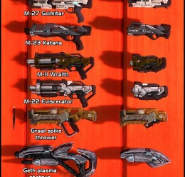 Mass Effect: Weapons For Garry's Mod Image 2