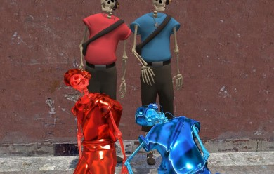 skeleton_scout_hex.zip For Garry's Mod Image 2