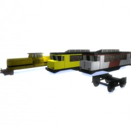 more_proppertrains.zip For Garry's Mod Image 1
