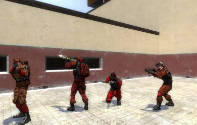 Team Fortress Classic Players For Garry's Mod Image 1